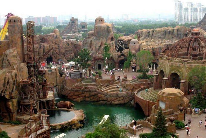 Долина Счастья в Пекине