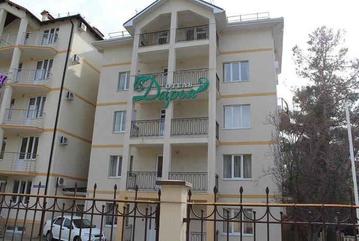 Отель Дарья