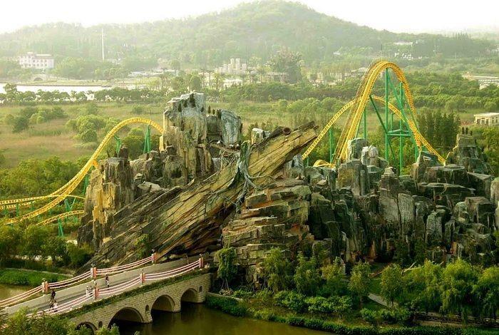 Долина Счастья в Шанхае