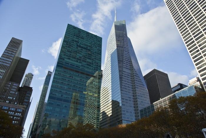 Башня банка Америки