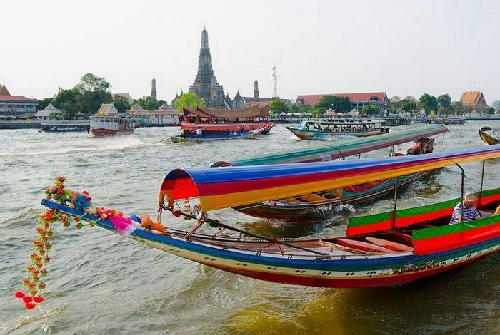 Тайская Венеция