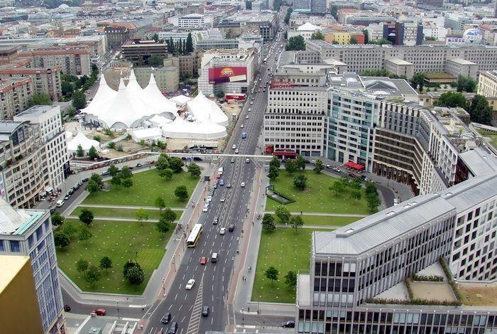 Лейпцигская площадь
