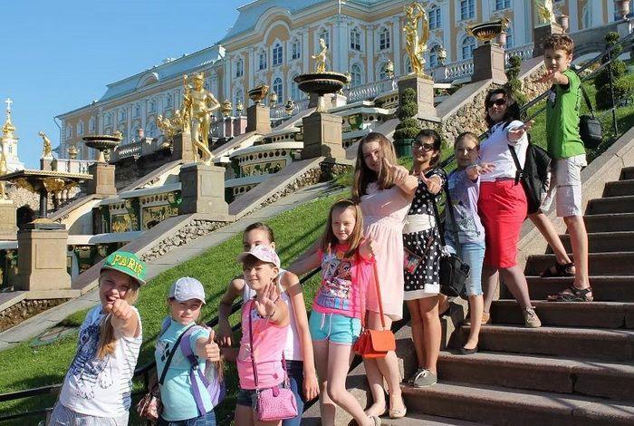 Дворцы и музеи Петергофа