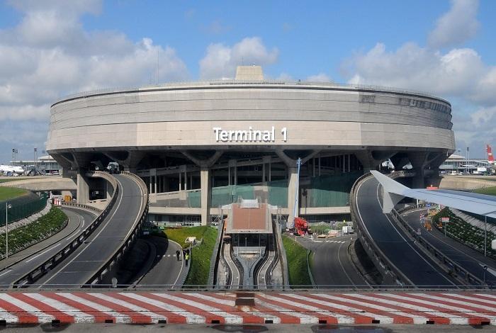 Аэропорт Шарль-де-Голль