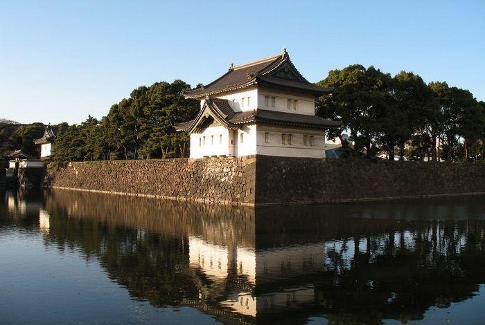 Современный вид некогда построенных древних укреплений