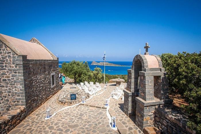 часовня Агиос-Маврикий