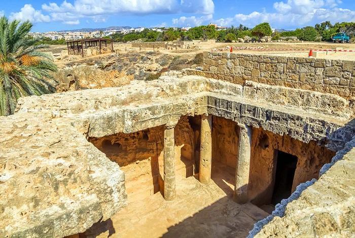 Макронисос – археологическая местность