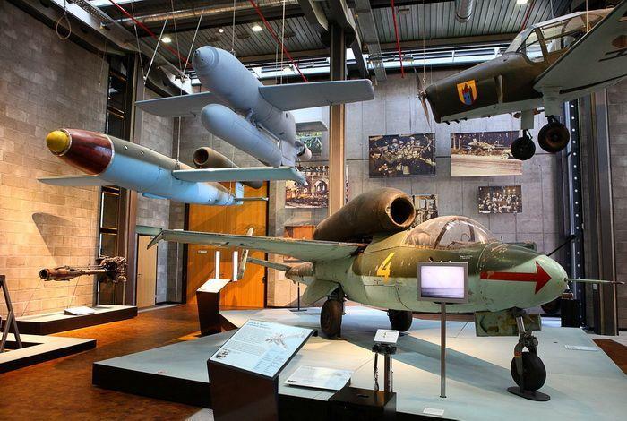 Немецкий технический музей