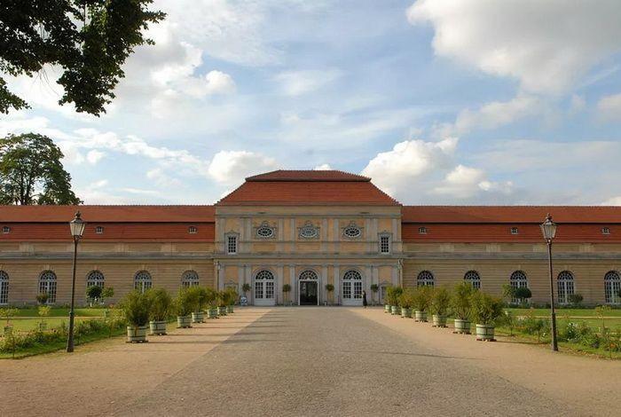 Дворец Бисдорф