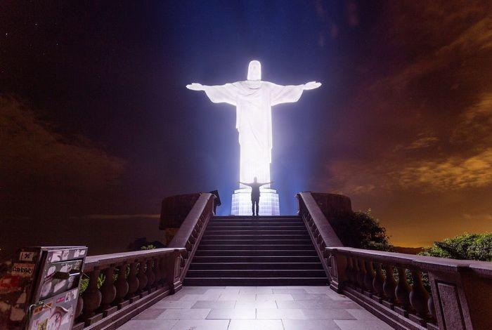 Статуя Христа-Искупителя (гора Корковаду)