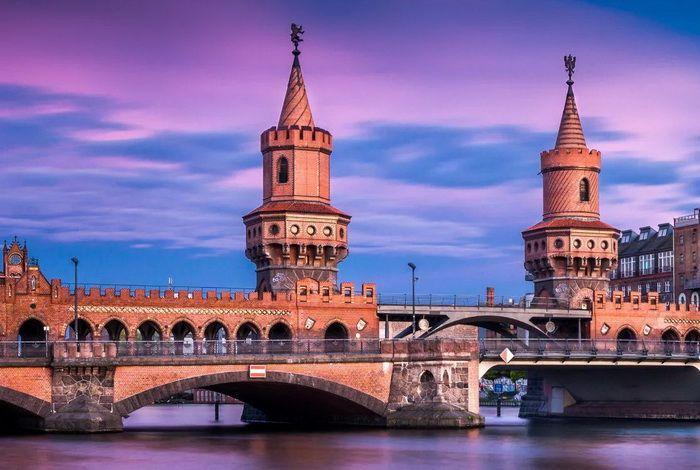 Мост Обербаумбрюкке