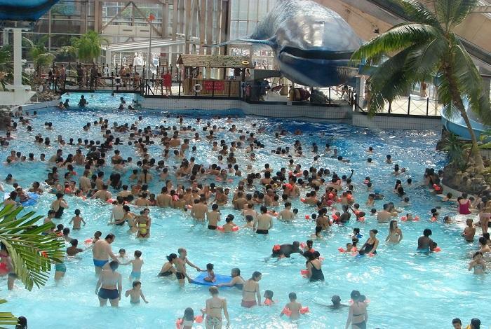Аквапарк Aquaboulevard