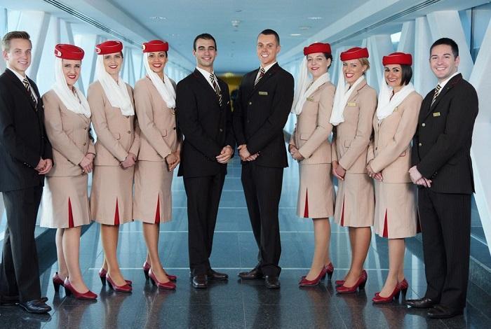 Работники авиакомпании
