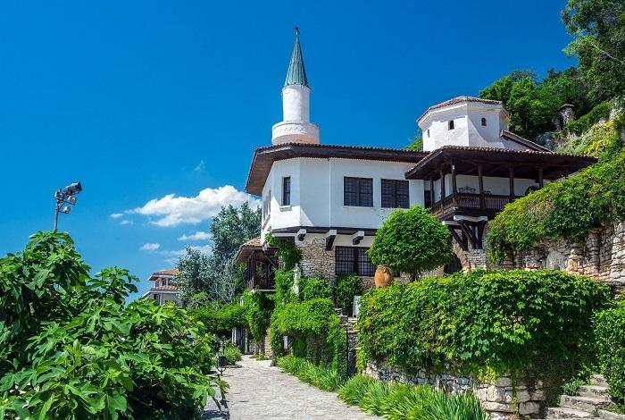 Летняя резиденция королевы Марии Болгария