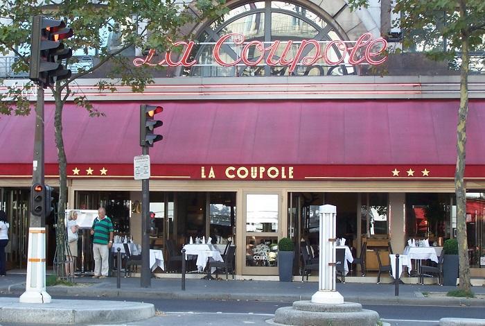 Cafe La Coupole