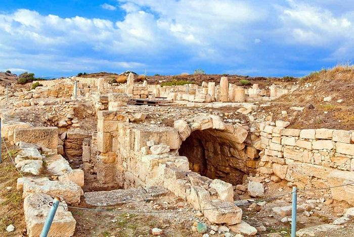 Руины Лимассол