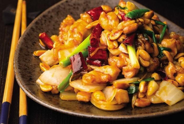 Блюдо гунбао
