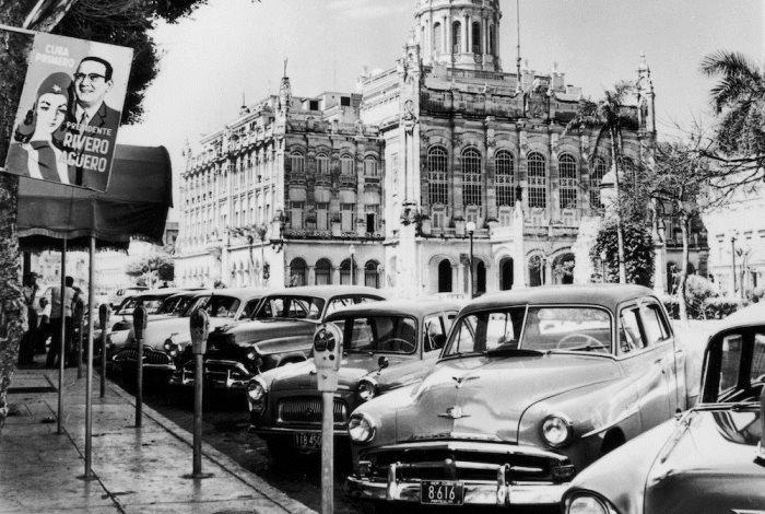 60-е годы ХХ века. Куба