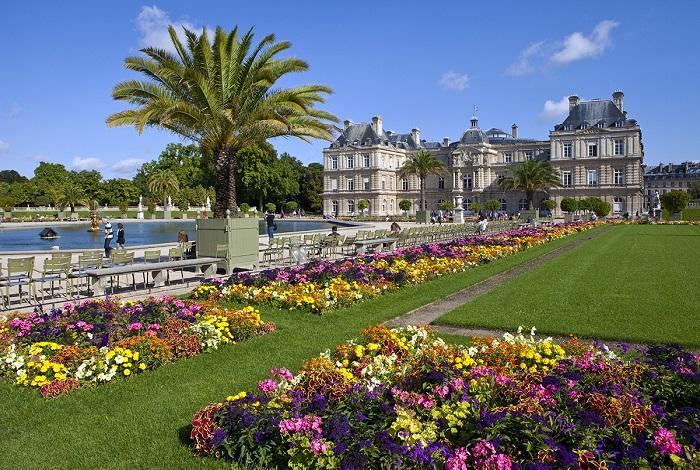 Люксембургский парк