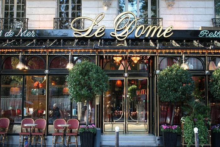 Cafe Du Dome