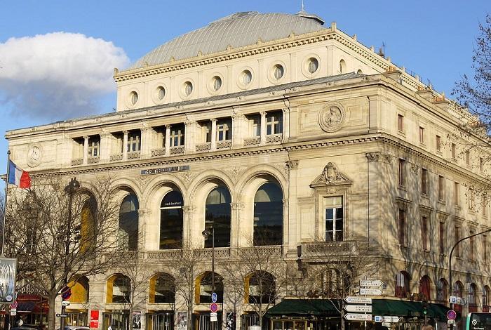 Театр-де-ля-Виль