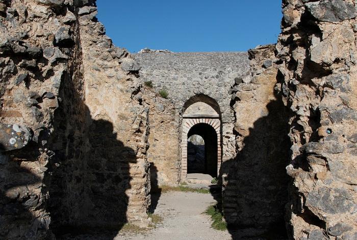 Буффавенто замок