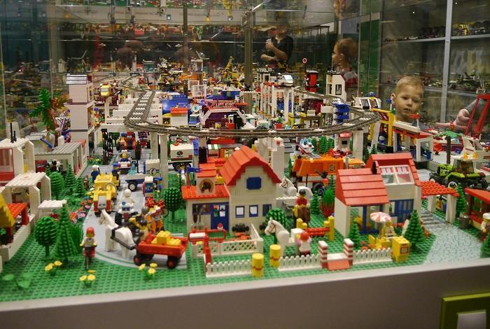 Музей Лего с игротекой