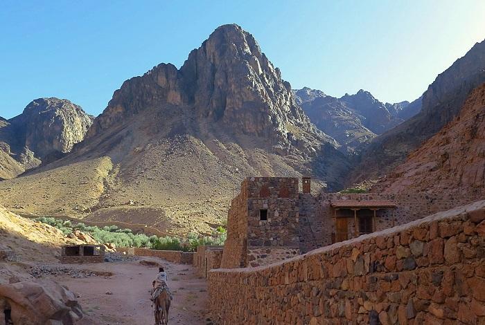 Синай (гора Моисея)