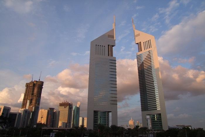 Эмиратские башни