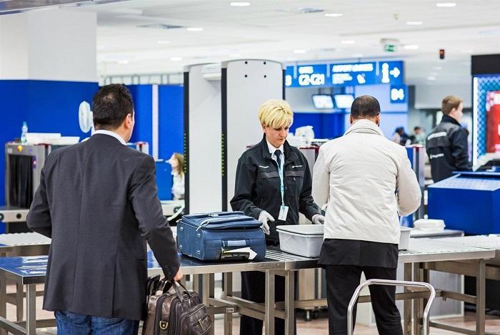 Прием багажа