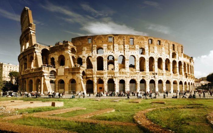 Рим в фотографиях