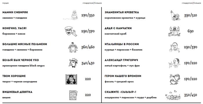 Гастрономическая Москва: список недорогих и вкусных мест