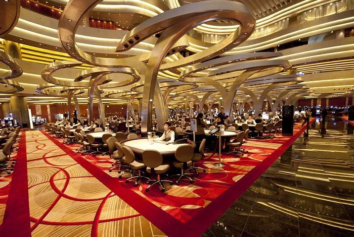 Казино Resort World (Сентоса)