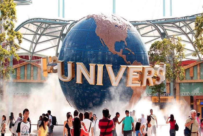 Развлекательный парк Universal Studio