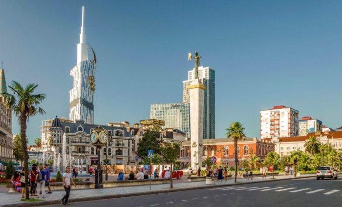 Обзор Батуми ‒ интересные места, блюда, отели и магазины