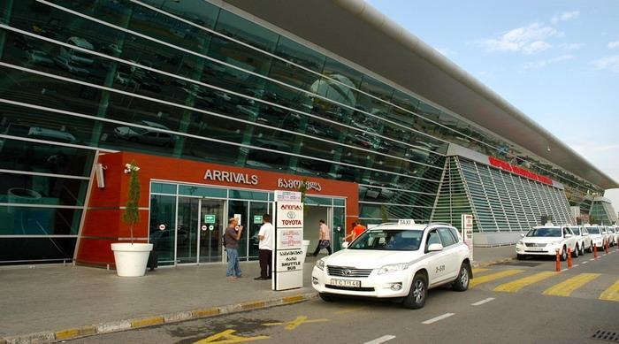 Как добраться из аэропорта в Тбилиси